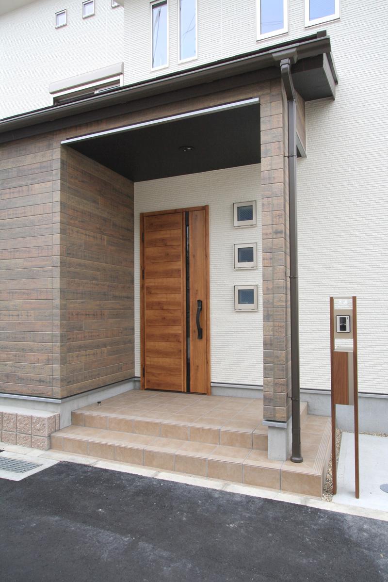 四條畷市 m様邸(2×4工法) | 株式会社ナカタコーポレーション